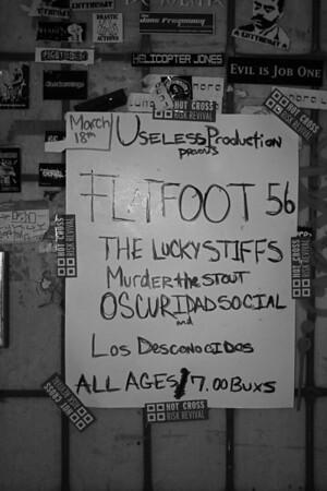 Flatfoot 56 @ White Swan