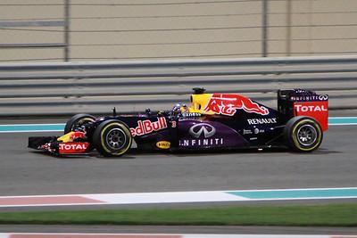 Abu Dhabi F1 GP 2015