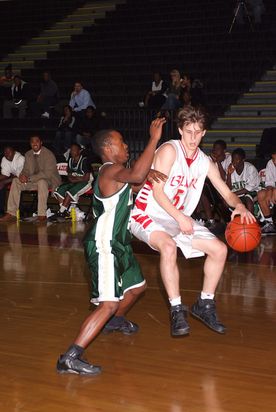 Blair 2008 JV Basketball