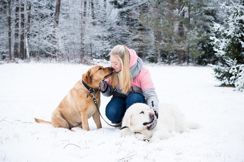 Human and his pet: Amanda & Co, February 5, 2017