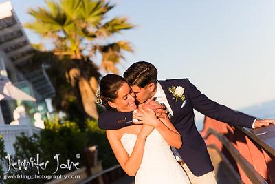 Katie and Chris,  El Oceano - Mijas Costa