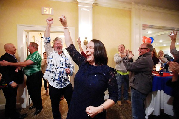 Election Night in Pittsfield - 110519