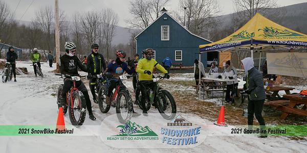 SnowBike Festival Bearpen Moutain 3/14/21