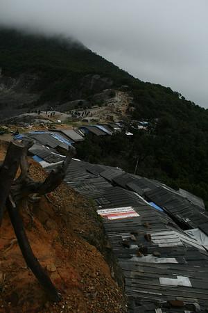 Mt Tangkuban Perahu