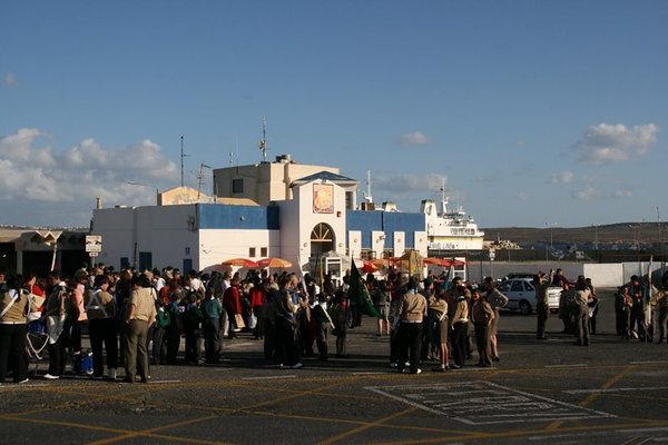 2008-10-06 Gozo Parade