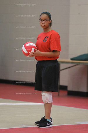 Tar Heel vs. East Arcadia at East Arcadia 2015 volleyball