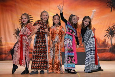 ALFie Players Stage a Magical 'Aladdin'