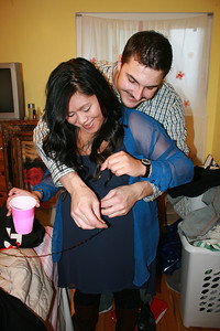Angie/Mona's Baby Shower