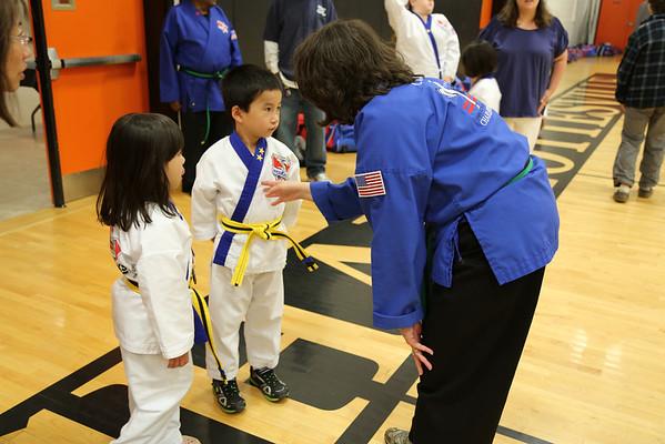 Karate Tournament 2012