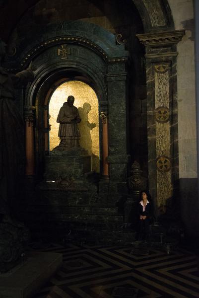 contemplative worship - catedral metropolitana
