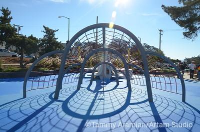 Larsen Park Playground 2015