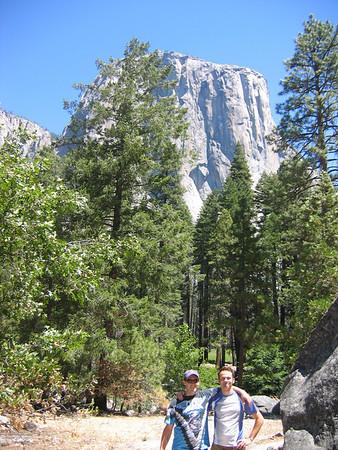 Yosemite July 21 2007
