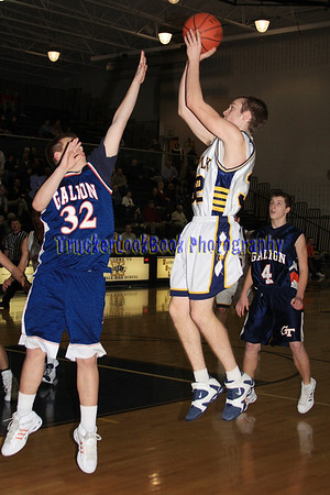2008 JV Boys Basketball / Galion