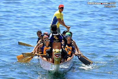 Dumaguete Dragon Boat Challenge 2017
