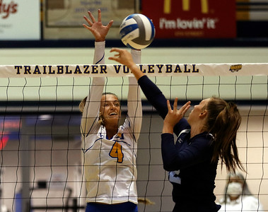 VUVB vs Satint-Mary-of-the-Woods Scrimmage