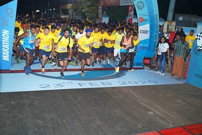 Calicut Half Marathon 2020