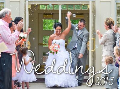 Wedding Portfolio | 2013