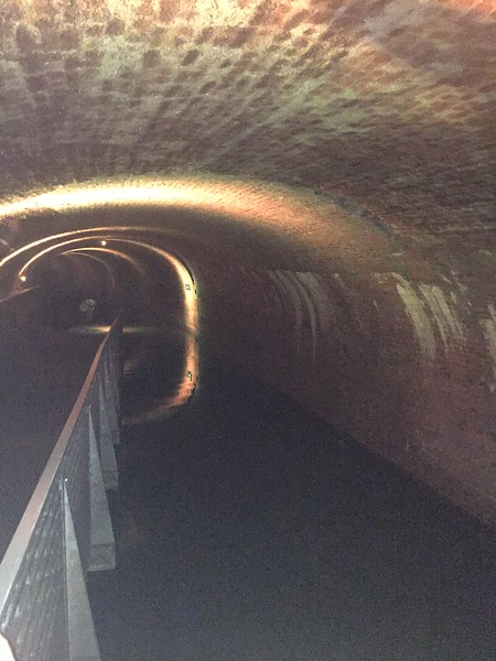 Tunnel - Bridget St. Clair