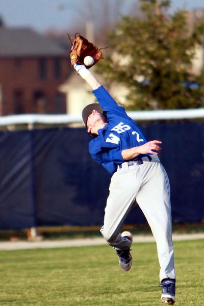 04-15-13 Anthony Wayne vs Napoleon Varsity Baseball