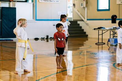 2019 - Ethan Karate