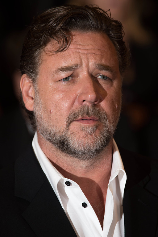 ". CANNES, FRANCE - MAY 15:  Actor Russell Crowe attends ""The Nice Guys\"" Premiere during the 69th annual Cannes Film Festival at the Palais des Festivals on May 15, 2016 in Cannes, France.  (Photo by Ian Gavan/Getty Images)"