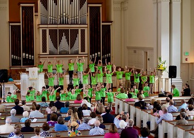 2017 Junior and Children's Choirs Musical