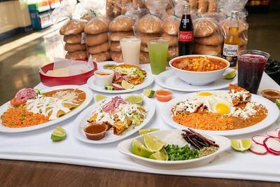 Los Reyes Market