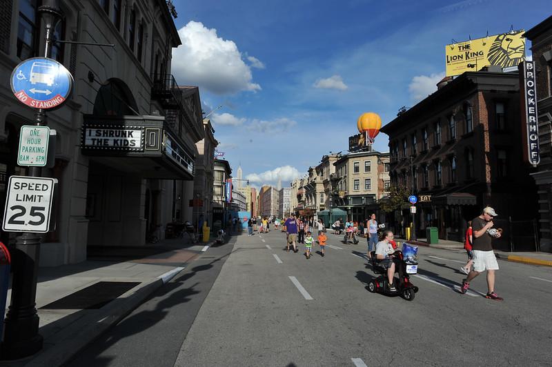 Streets of America