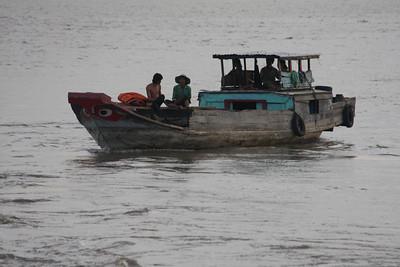 Vietnam - Nha Be River
