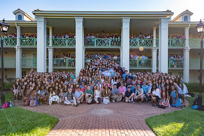 Class of 2018 Senior Trip –April 26-29, 2018