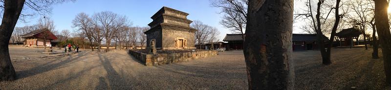 Bunwangsa Temple, Gyeongju, South Korea