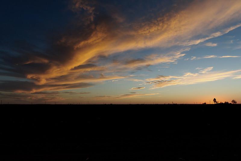 Sunset  6-17-2011