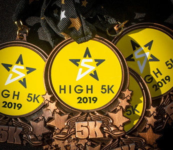 High 5K - 2019 Pre and Post Photos