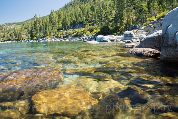 Photos from lookout at San Harbor, Lake Tahoe
