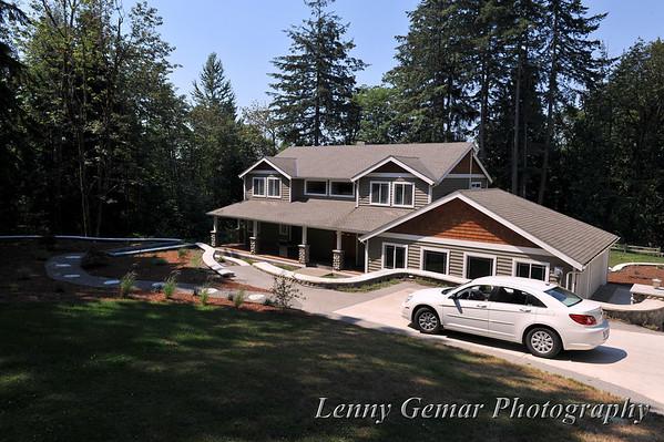 2009 Phil Bockrath's New House