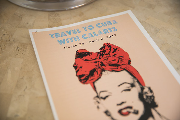 Travel to Cuba with Cal Arts