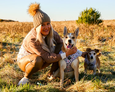 Dog Portrait Shoot - Yasmin Barnes