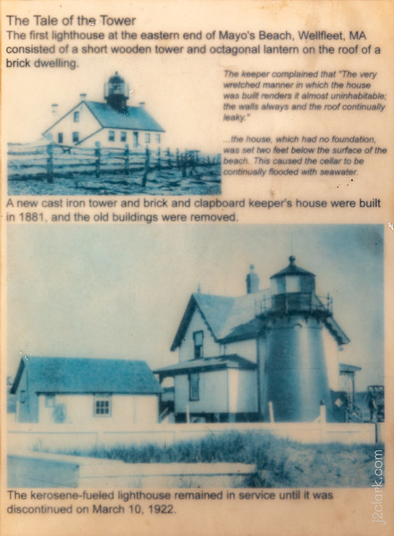 Montara Lighthouse History - Panel 10