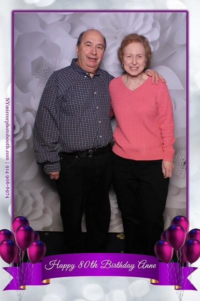 Anne 80th Birthday Party (11/9/19)