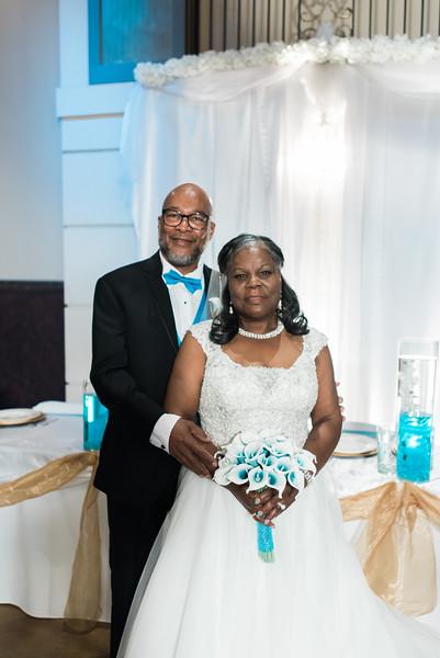 Carolyn & Carlson's 50th Wedding Anniversary