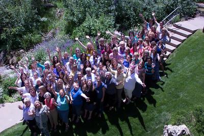2014 Colorado Retreat | Retreat Volunteer Staff and Attendees