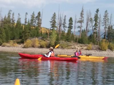9/19 kayak tours