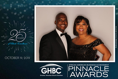 October 19, 2019 - 25th Annual Pinnacle Awards