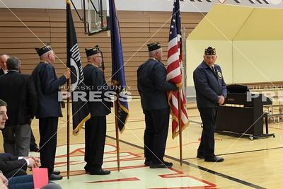 West Central Veterans Day Program