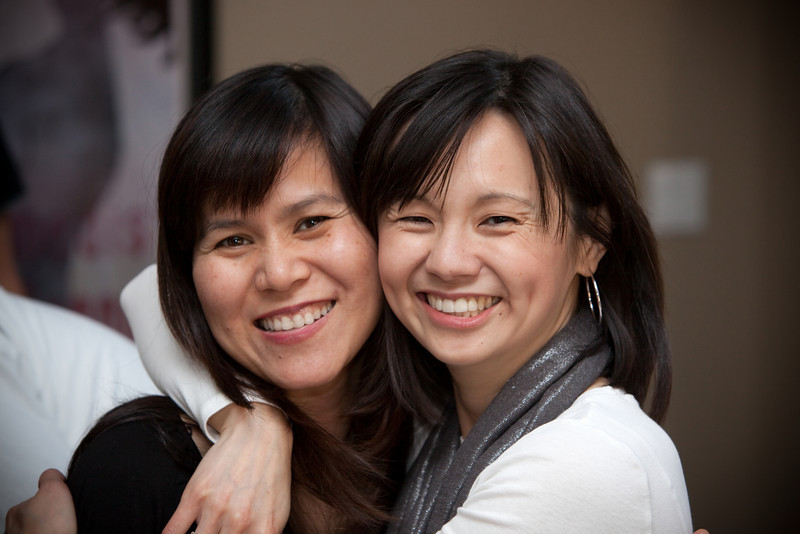 Trang and Valerie