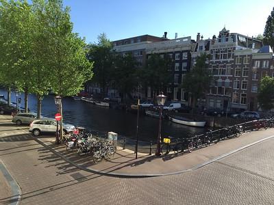 June 8, Amsterdam City