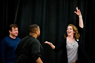 2011.12.01 Disney Musicals in School Training
