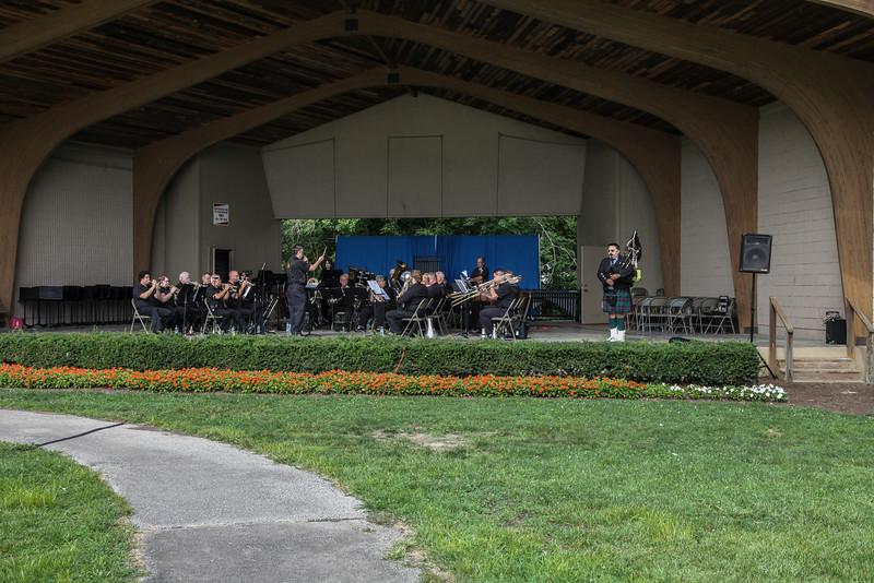 Greenwood Band Photos