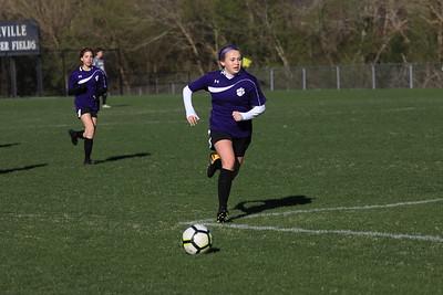 Soccer DMS girls 2019