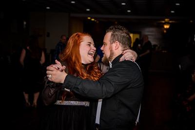 Vincent and Megan Reception